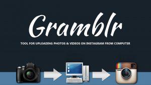 инстаграм-клиент Gramblr